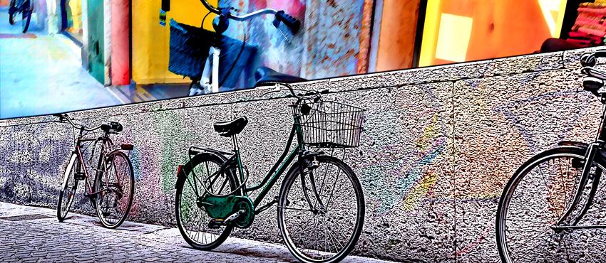 גלריית תמונות של נוף עירוני