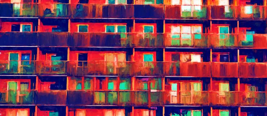גלריית תמונות של בנינים
