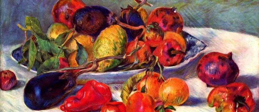 גלריית תמונות של סלסלת פירות