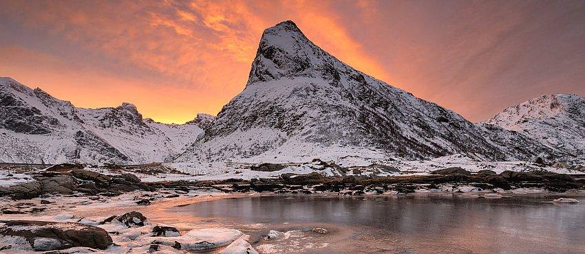 גלריית תמונות של הרים