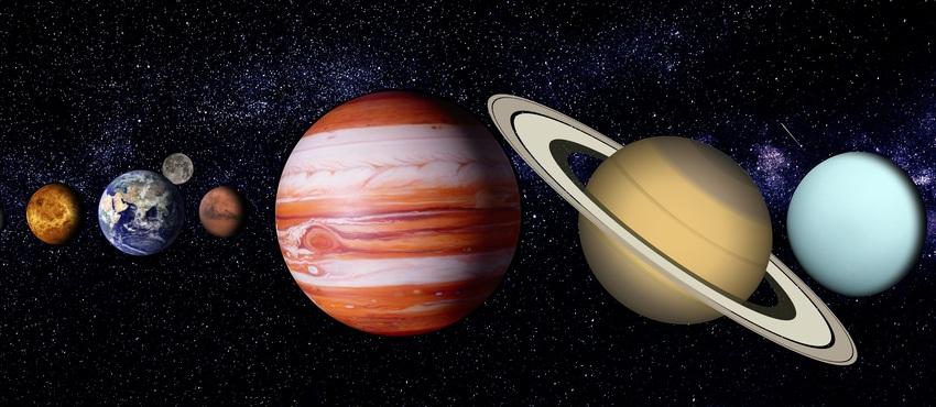 גלריית תמונות של חלל ואסטרונומיה