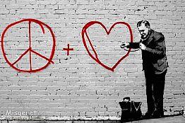 Doctor peace love