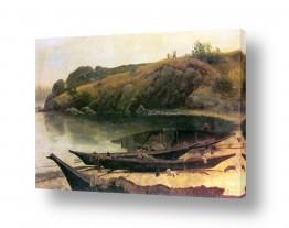 אמנים מפורסמים אלברט בירשטאדט | Albert Bierstadt 008