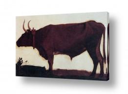 יונקים פרות   Albert Bierstadt 031