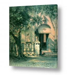 אמנים מפורסמים אלברט בירשטאדט | Albert Bierstadt 044