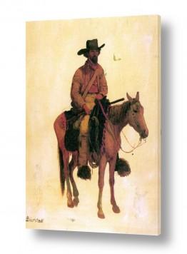 אמנים מפורסמים אלברט בירשטאדט | Albert Bierstadt 058