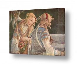 אמנים מפורסמים סנדרו בוטיצ'לי | Botticelli Sandro 020