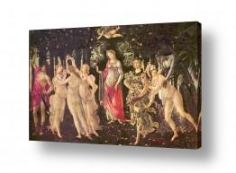אמנים מפורסמים סנדרו בוטיצ'לי | Botticelli Sandro 021