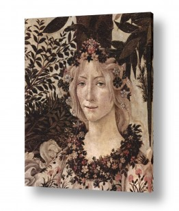אמנים מפורסמים סנדרו בוטיצ'לי | Botticelli Sandro 022