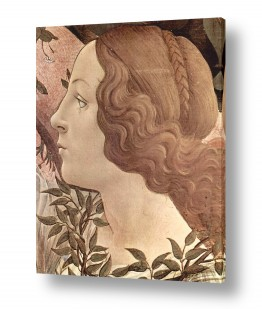 אמנים מפורסמים סנדרו בוטיצ'לי | Botticelli Sandro 024