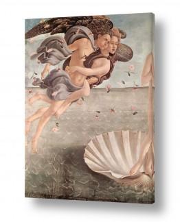 אמנים מפורסמים סנדרו בוטיצ'לי | Botticelli Sandro 025