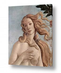 אמנים מפורסמים סנדרו בוטיצ'לי | Botticelli Sandro 026