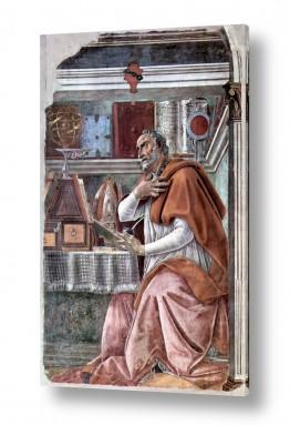 אמנים מפורסמים סנדרו בוטיצ'לי | Botticelli Sandro 027