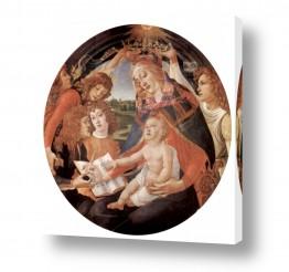 אמנים מפורסמים סנדרו בוטיצ'לי | Botticelli Sandro 032