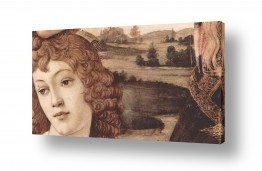 אמנים מפורסמים סנדרו בוטיצ'לי | Botticelli Sandro 034