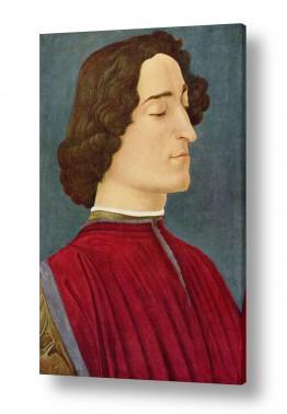 אמנים מפורסמים סנדרו בוטיצ'לי | Botticelli Sandro 038