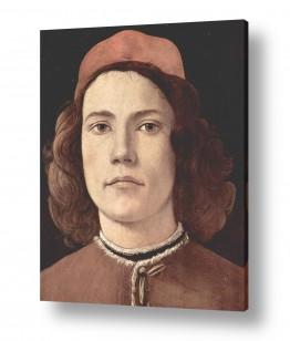 אמנים מפורסמים סנדרו בוטיצ'לי | Botticelli Sandro 039