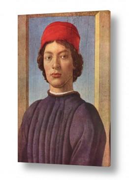אמנים מפורסמים סנדרו בוטיצ'לי | Botticelli Sandro 040