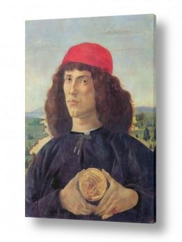 אמנים מפורסמים סנדרו בוטיצ'לי | Botticelli Sandro 041
