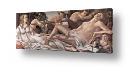 אמנים מפורסמים סנדרו בוטיצ'לי | Botticelli Sandro 044