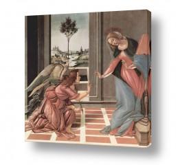 אמנים מפורסמים סנדרו בוטיצ'לי | Botticelli Sandro 045