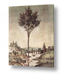 אמנים מפורסמים סנדרו בוטיצ'לי | Botticelli Sandro 046