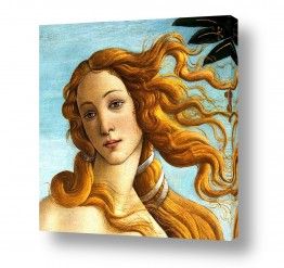 אמנים מפורסמים סנדרו בוטיצ'לי | Botticelli Sandro 048