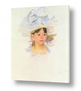 אמנים מפורסמים מארי קאסאט | Cassatt Mary 008