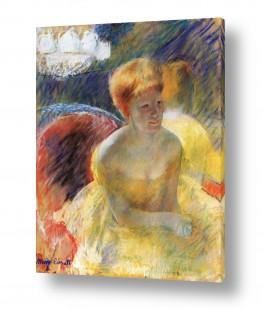 אמנים מפורסמים מארי קאסאט | Cassatt Mary 019
