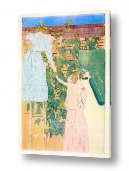 אמנים מפורסמים מארי קאסאט | Cassatt Mary 027