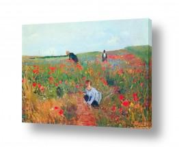 אמנים מפורסמים מארי קאסאט | Cassatt Mary 028