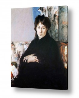 אמנים מפורסמים מארי קאסאט | Cassatt Mary 030