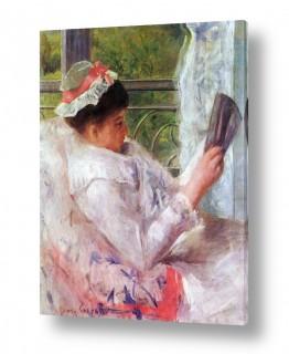 אמנים מפורסמים מארי קאסאט | Cassatt Mary 032