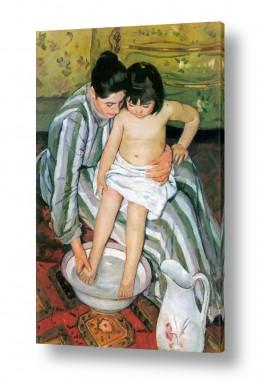 אמנים מפורסמים מארי קאסאט | Cassatt Mary 036