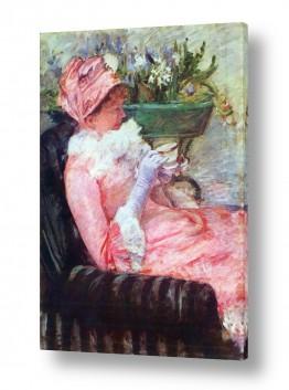 אמנים מפורסמים מארי קאסאט | Cassatt Mary 038