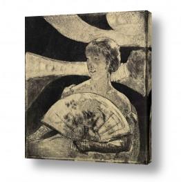 אמנים מפורסמים מארי קאסאט | Cassatt Mary 042