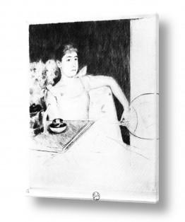 אמנים מפורסמים מארי קאסאט | Cassatt Mary 044