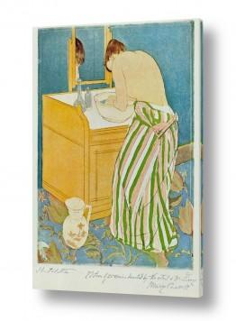 אמנים מפורסמים מארי קאסאט | Cassatt Mary 045