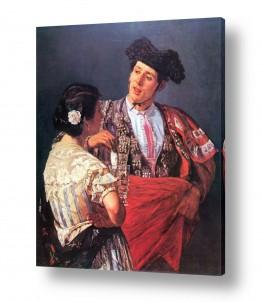 אמנים מפורסמים מארי קאסאט | Cassatt Mary 047