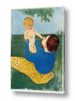 אמנים מפורסמים מארי קאסאט | Cassatt Mary 048