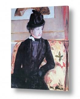אמנים מפורסמים מארי קאסאט | Cassatt Mary 056