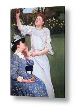 אמנים מפורסמים מארי קאסאט | Cassatt Mary 057