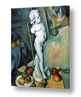 טבע דומם סלסלת פירות | Paul Cezanne 015