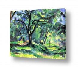 אמנים מפורסמים פול סזאן | Paul Cezanne 014