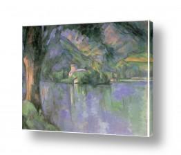אמנים מפורסמים פול סזאן | Paul Cezanne 019