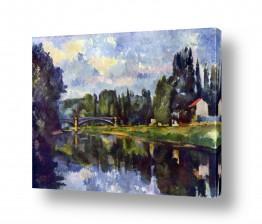 אמנים מפורסמים פול סזאן | Paul Cezanne 023