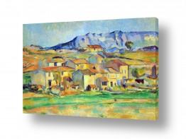 אמנים מפורסמים פול סזאן | Paul Cezanne 025
