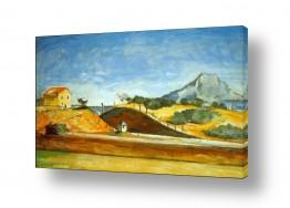אמנים מפורסמים פול סזאן | Paul Cezanne 031