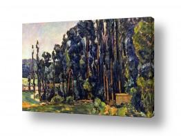 אמנים מפורסמים פול סזאן | Paul Cezanne 038