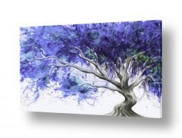 תמונות לפי נושאים שמן | #0018  עץ אקזוטי